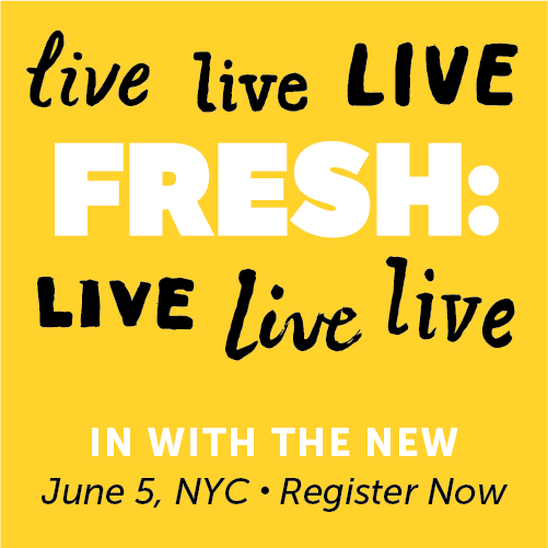 FRESH Live presents In With the New